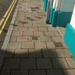 Fore Street pavements will be repaired early in the New Year