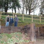 COMMEMORATIVE COMPOSTING FACILITY UNVEILED IN KINGSBRIDGE