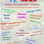 11.08.19  LOVE YOUR PARK COMMUNITY EVENT!!