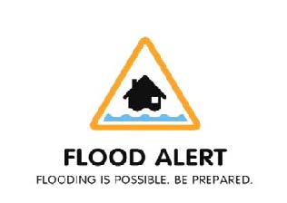 Potential Flooding – Monday 9th March to Saturday 14th March